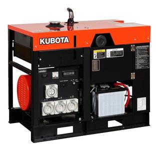 Grupo Electrógeno Kubota J315 / 15kva Trifásico Diésel