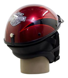 Capacete Custom Classic Harley D V-rod Muscle 2017 Ccc001