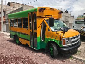 Chevrolet Bus Escolar Mod. 2000, ¡excelentes Condiciones!