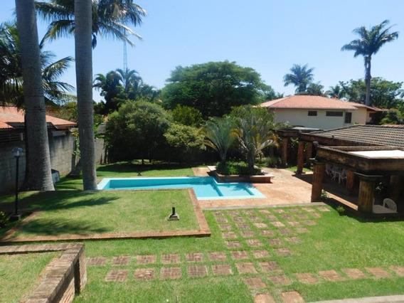 Casa Com 4 Dormitórios À Venda E Locação, 679 M² - Chácara Malota - Jundiaí/sp - Ca1391