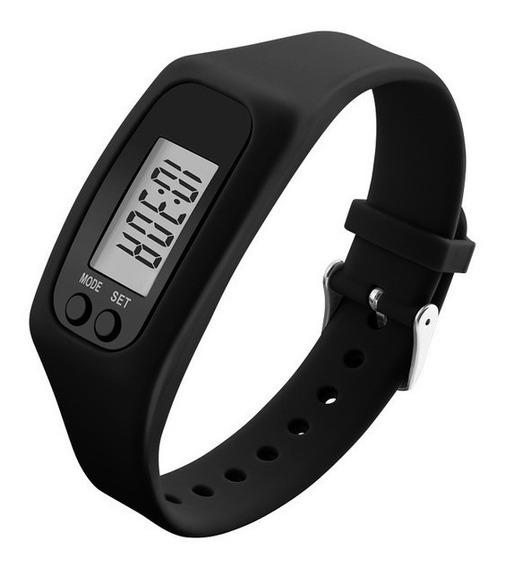 Pedômetro Contador Passos Km Calorias Relógio Melhor Preço