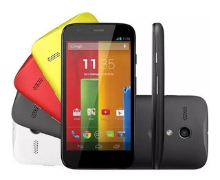 Celular Motorola Moto G Xt1032 8gb Quad-core -vitrine+nfe
