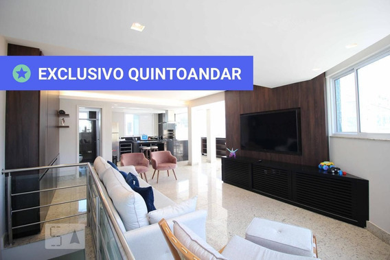 Apartamento No 10º Andar Mobiliado Com 3 Dormitórios E 3 Garagens - Id: 892975899 - 275899
