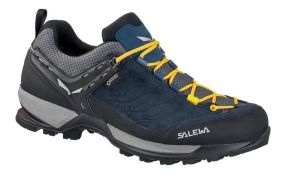 Zapato De Hombre Outdoor Salewa Mtn Trainer Gtx Hombre