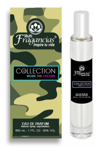 Perfume Locion Hugo Xy 50ml By Multifra - mL a $800