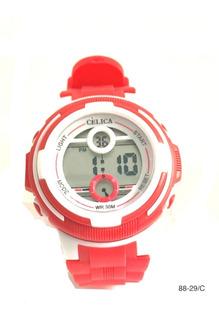 Reloj Sumergible Dama Nene Nena. Digital Con Garantía 88-29