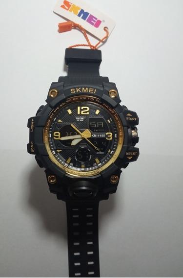 Kit 2 Relógio Masculino Skmei A Prova D
