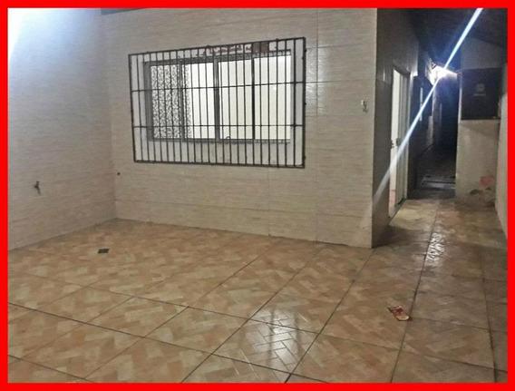 Casa Em Mirim, Praia Grande/sp De 70m² 2 Quartos À Venda Por R$ 265.000,00 - Ca352416