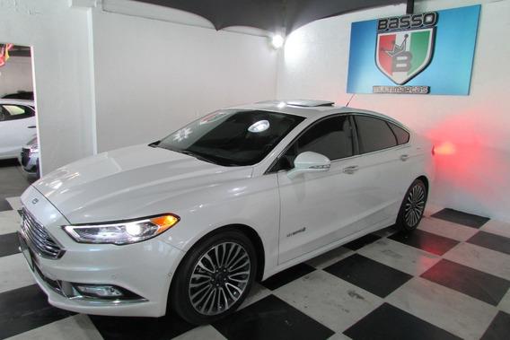 Ford Fusion 2018 2.0 Titanium 16v Híbrido