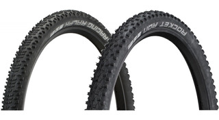 Pneus Par Schwalbe Rocket Ron + Racing Ralph 29x2,25 Addix