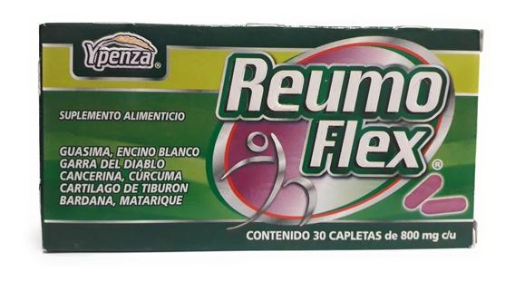 Reumo Flex Ypenza Verde 30 Capletas Envio Full