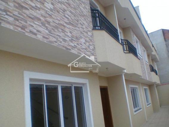 Sobrado Para Venda - Condomínio Fechado - Bairro Guilhermina - 3 Dormitórios, 2 Vagas, 146 M². - 3671