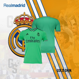 Camisa adidas Real Madrid Third 19/20 S/nº