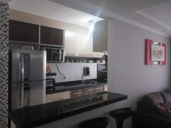 Apto. 56 M² - Vila Assis, Mauá -2 Dormitórios. - Ap0096