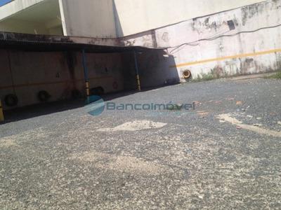 Terreno Comercial Em Campinas - Sp, Centro - Te00357
