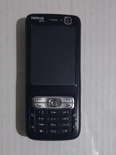 Celular Nokia N73 Na Caixa Lg Sony Samsung Zte Siemens