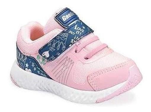 Zapatillas Gaelle Running Kids Bebe 202b Locos X Vos