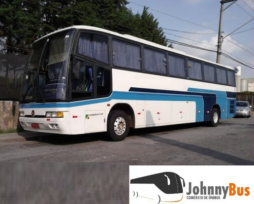 Ônibus Rodoviário Marcopolo G5 1150 - Ano 2000 - Johnnybus