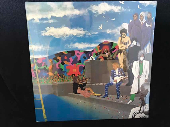 Vinilo Lp Prince& The Revolution - Around The World In A Day