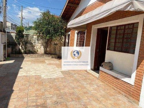 Casa Com 4 Dormitórios À Venda, 200 M² Por R$ 580.000,00 - Vila Costa E Silva - Campinas/sp - Ca1420