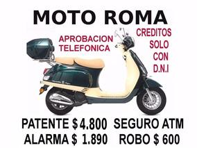 Zanella Exclusive 150 Motoroma
