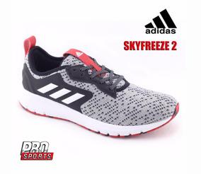adidas Tênis Skyfreeze 2 Cinza Pto Vermelho - Original - Fn