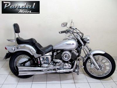 Yamaha Drag Star 650 2007 Prata