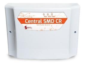 Kit 5 Central Cerca Elétrica Gcp Alarme E Controle Smd Cr