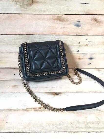 Bolsa Triangle Black Schutz Original