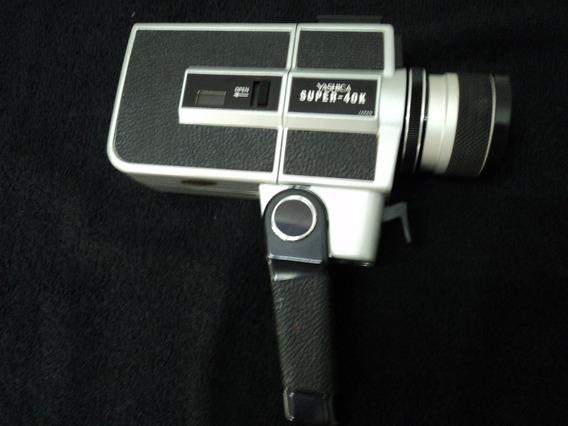 Camera Filmadora Yashica Super 40k