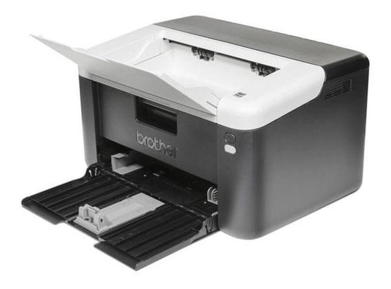 Impressora Brother Laser Mono Hl-1202 Hl1202 1202 Nova/nf-e
