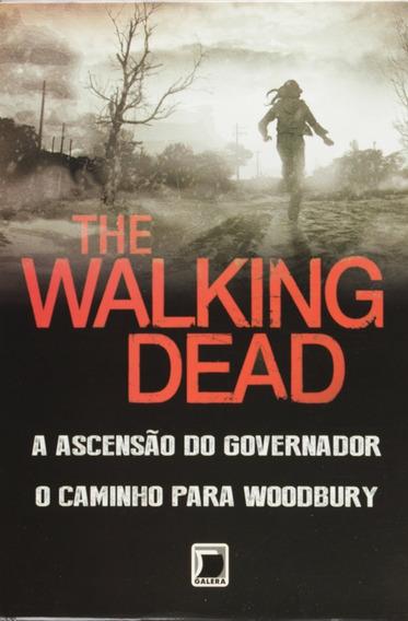The Walkind Dead Livro Box 2 Volumes Robert Kirkman Frete 12