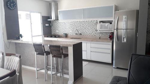 Imagem 1 de 8 de Casa Com 4 Dormitórios À Venda, 230 M² Por R$ 1.300.000,00 - Urbanova - São José Dos Campos/sp - Ca0411