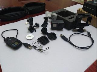 Gopro 5 Black + Control Wifi + Accesorios Oportunidad