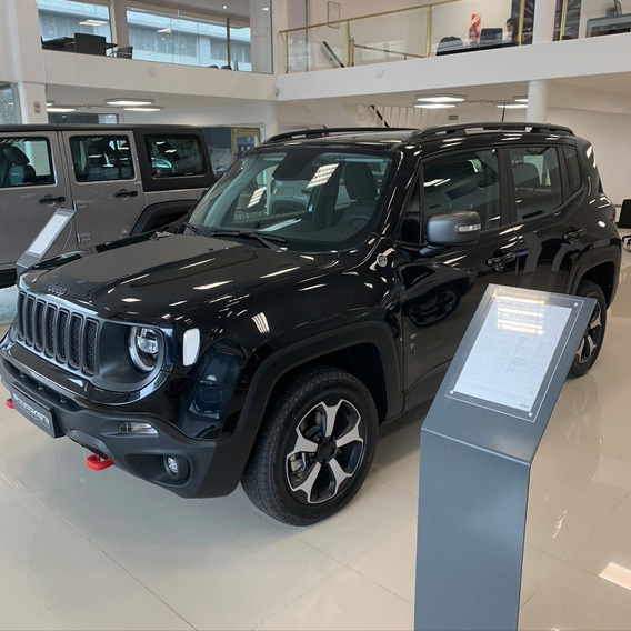 Jeep Renegade Trailhawk 2.0 Turbo Diesel At9 2020