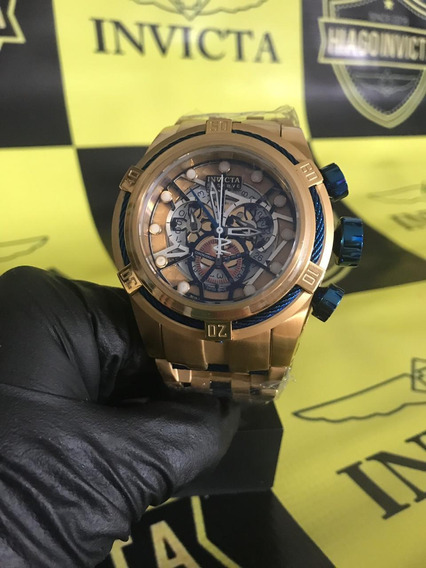 Invicta Bolt Zeus Skeleton
