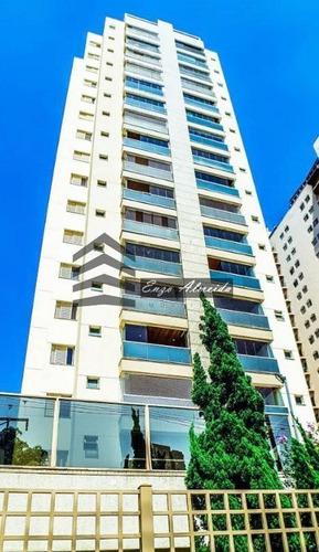 Apartamento Para Venda Em São Paulo, Mooca, 3 Dormitórios, 2 Suítes, 4 Banheiros, 2 Vagas - 10824_1-1434894