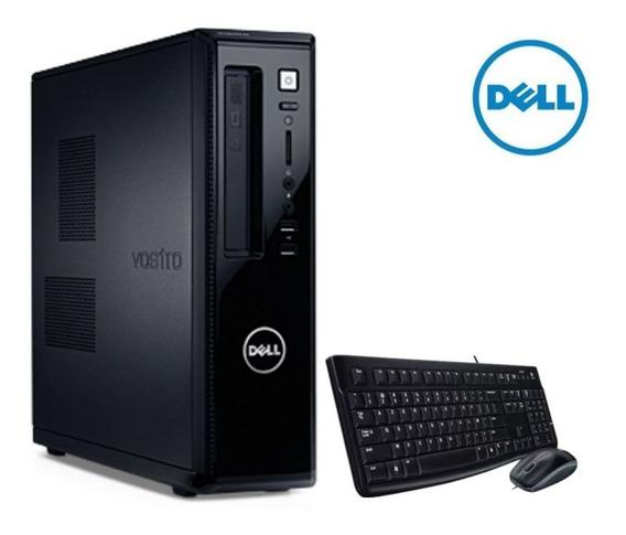 Computador Dell Vostro Core 2 Duo Hd320 Em Até 12x S/ Juros