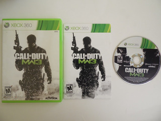 Call Of Duty Mw3 De Xbox 360