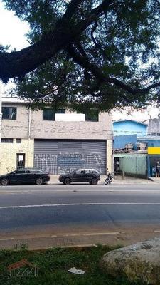 Salão Comercial Para Locação, Freguesia Do Ó, São Paulo. - Sl0053