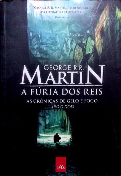 As Crônicas De Gelo E Fogo - A Fúria Dos Reis - Vol. 2