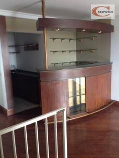 Cobertura Residencial À Venda, Ipiranga, São Paulo - Co0074. - Co0074