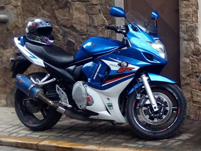 Suzuki Gsx650f