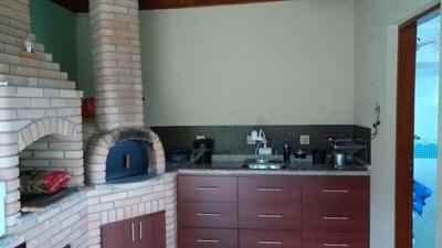 Chácara Com 4 Dormitórios À Venda Por R$ 1.200.000 - Jardim Pedra Branca - Santa Isabel/sp - Ch0004