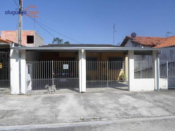 Casa Com 4 Dormitórios À Venda, 135 M² Por R$ 540.000,00 - Jardim Das Indústrias - São José Dos Campos/sp - Ca2758