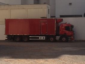 Scania P310 Bi Truck