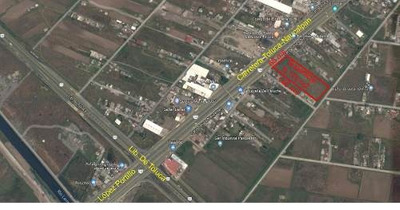 Venta De Terreno Sobre La Carretera Toluca-naucalpan