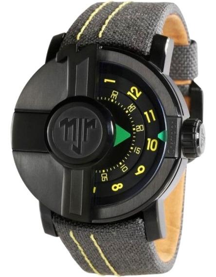 Relógio Masculino Champion Neymar Nj38035y Couro E Nylon