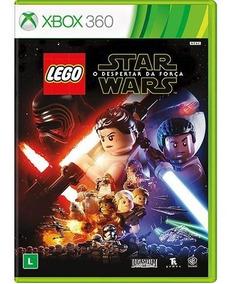 Lego Star Wars: O Despertar Da Força - Xbox 360 Lacrado