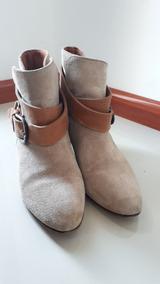 Botinetas Botas Zapatos Paula Cahen D